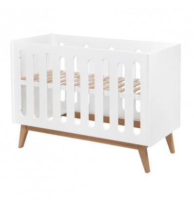 Babybedje Voor Buiten.Trendy White Babybed 120x60cm