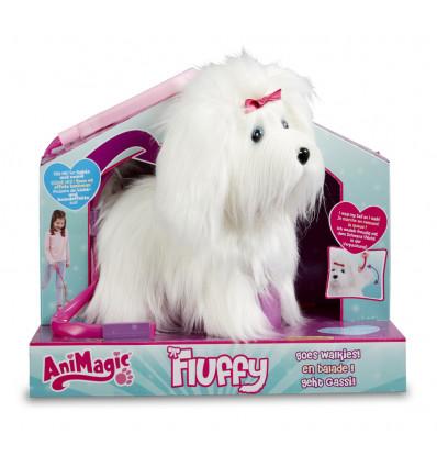 ANIMAGIC - Fluffy, de hond