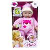 LISSI Pratende baby pop Nina - 29cm 10049999
