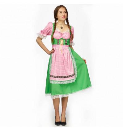 Kostuum TIROLER - vrouw BABETTE - 42