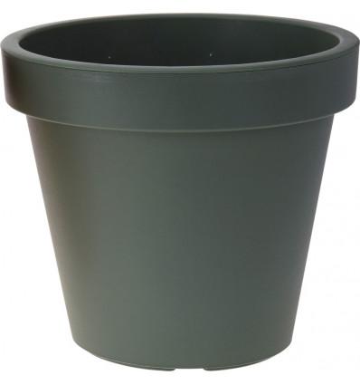 Bloempot rond 30cm - groen
