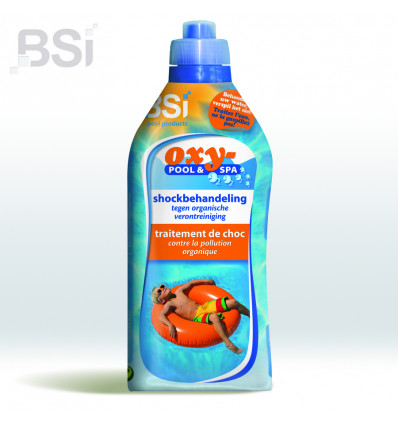 BSI Oxy-pool & spa - 1kg
