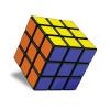JUMBO Rubik's cube - 3x3
